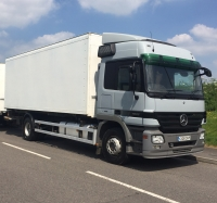 18 Tonne Box Or Curtainsider with tail lift